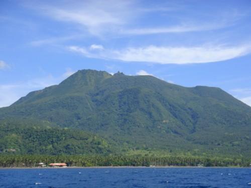 Mt. Hibok-Hibok