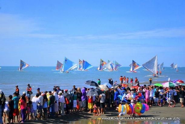 Paraw Regatta Festival