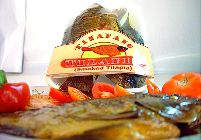 Bulacan seafoods