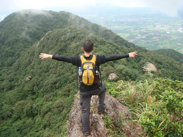 Mountaineering in Mt. Makiling