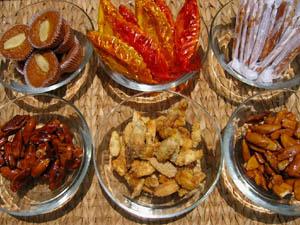 Pili Nut Delicacies