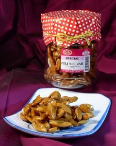Pili Nut Dipped in Caramel