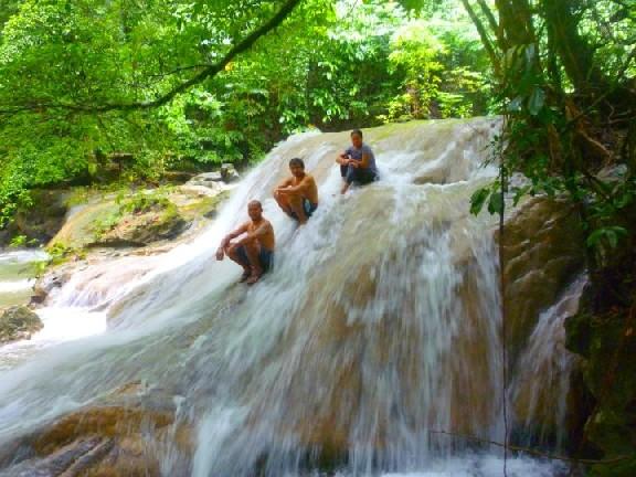 Bantakay Falls Quezon