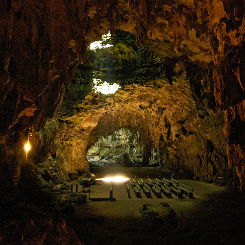 The Seven Chamber Callao Cave In Cagayan Valley