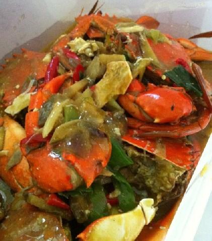 Crab Sinigang
