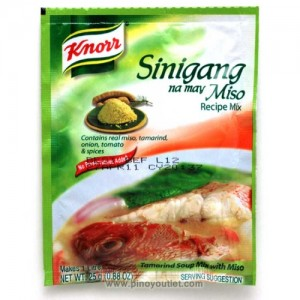 how to cook salmon head sinigang sa miso