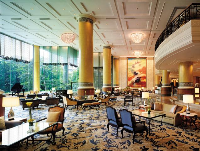 The Makati Shangri-la Manila Hotel