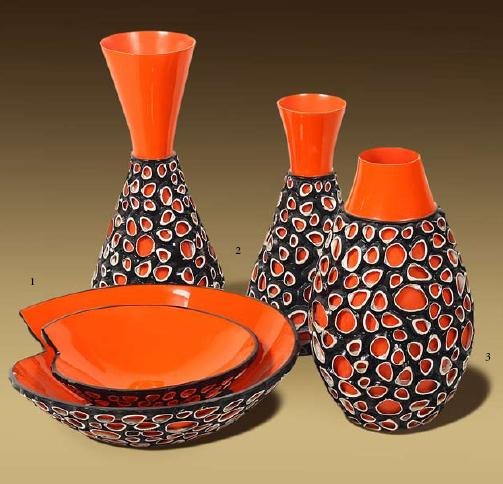Tumandok - Assorted Vases and Bowls