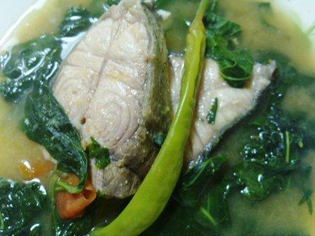 sinigang fish