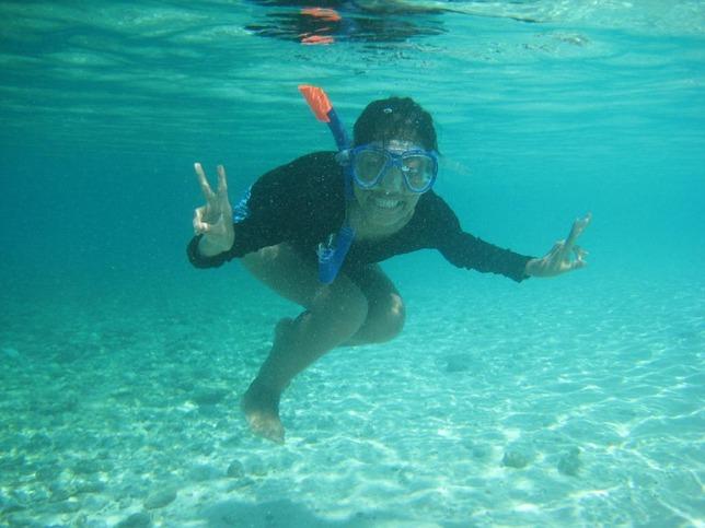 Palawan snorkeling