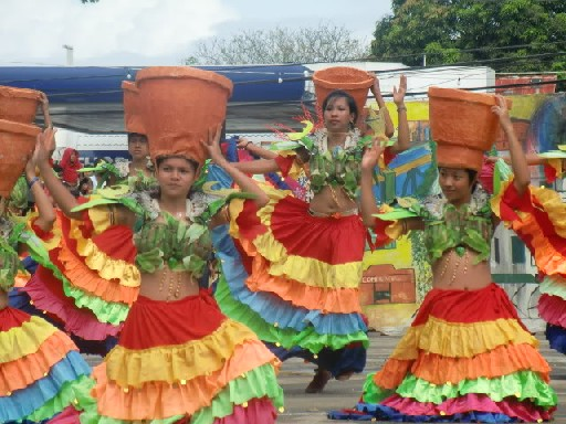 Kadalag-an Festival in Negros Occidental