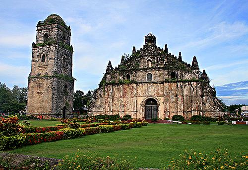 Ilocos Norte San Agustin Paoay Chuch