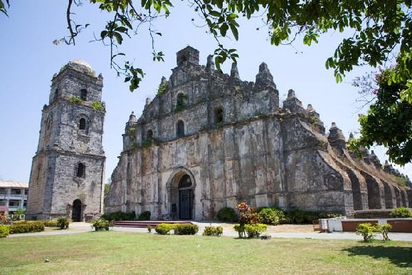 Ilocos Norte San Agustin Paoay Church