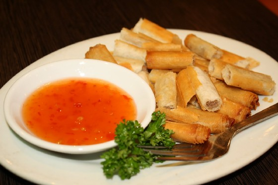 meat egg roll