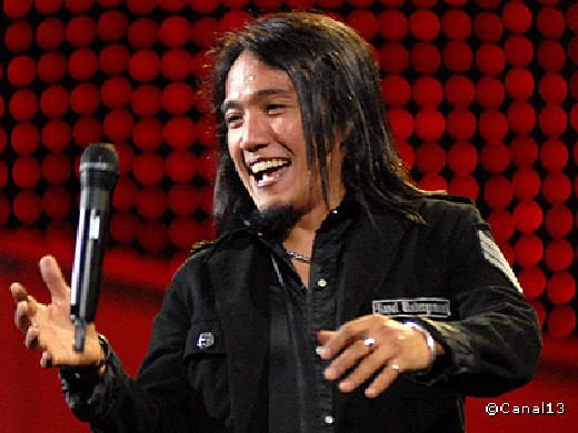 Arnel Pineda lead Singer Journey