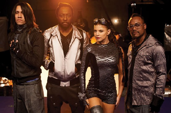 Black-Eyed Peas Band