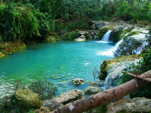 Pangasinan Bolinao Falls