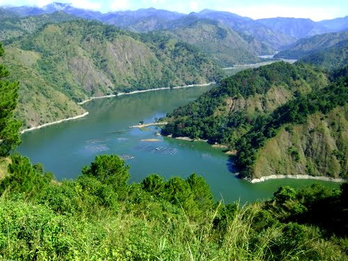 Ambuklao Lake
