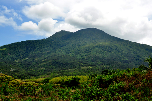 Mt. Malindig in Marinduque