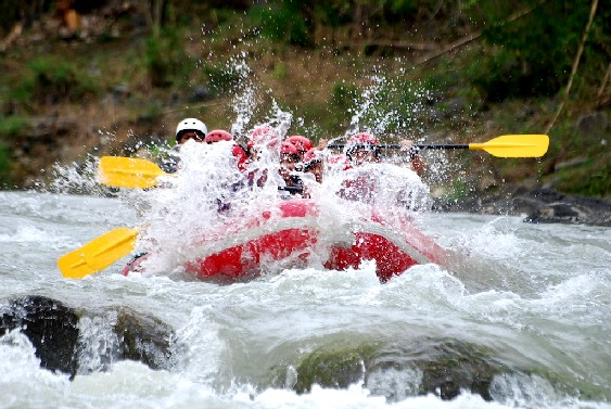 Cagayan de Oro Whitewater Rafting