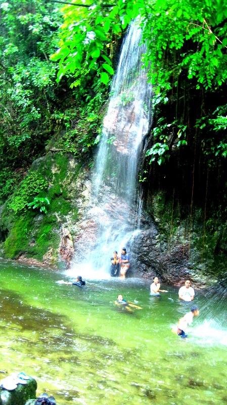 Caunayan Falls